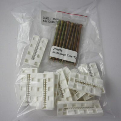 Montage-kit (204022) - 59,00 kr.