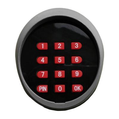 Trådløs kodetastatur (750020) - 395,00 kr.