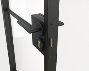 1-punkts nøgle lås - 595,00 kr.