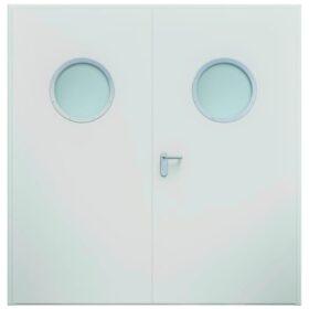 Rundt vindue - Ø40 cm - 4.495,00 kr.